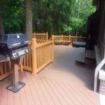 Deck staining Indianapolis, carmel, fishers, zionsville, brownsburg, avon