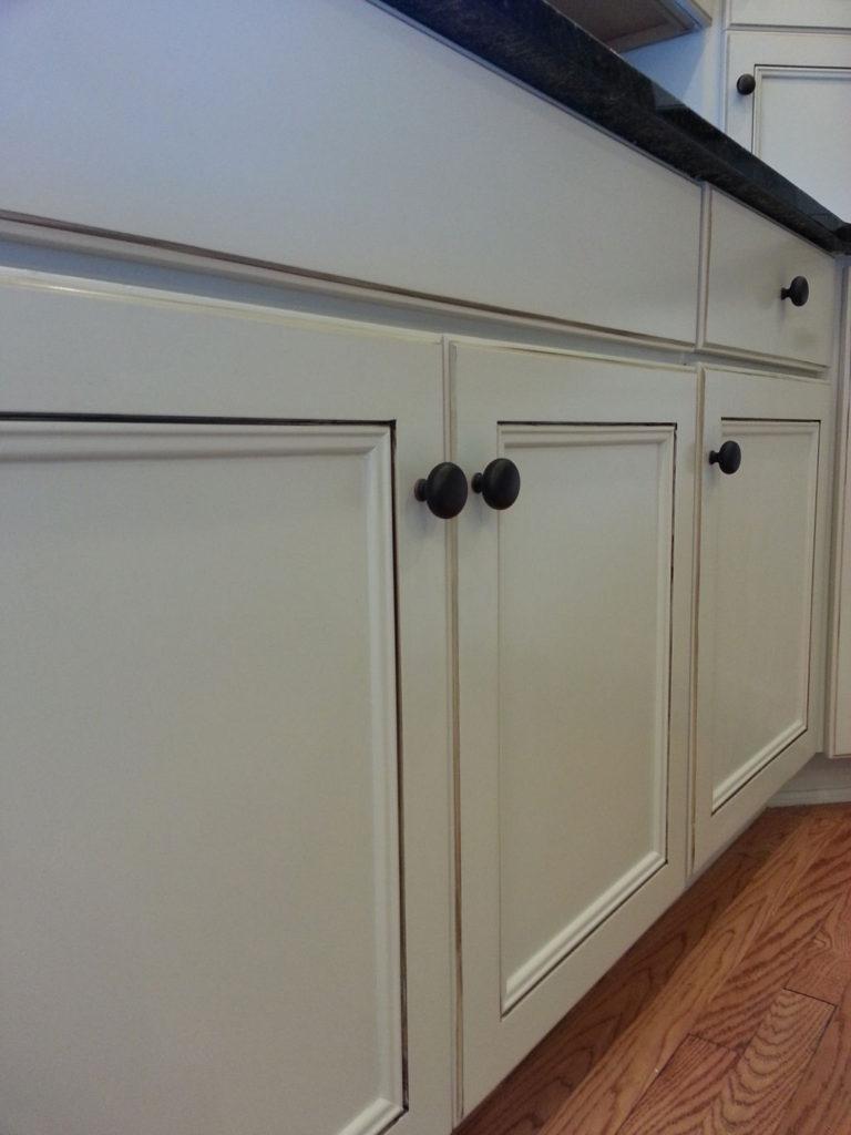 Glazed cabinets Indianapolis